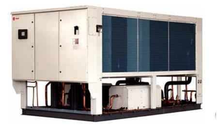 风冷螺杆式热泵机组_风冷螺杆式热泵机组RTXA+_